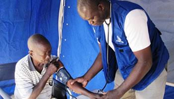 health services uri